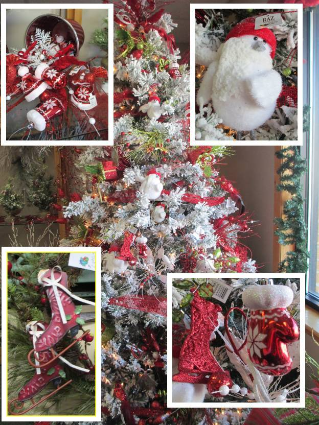 Ornaments and Tree Decor